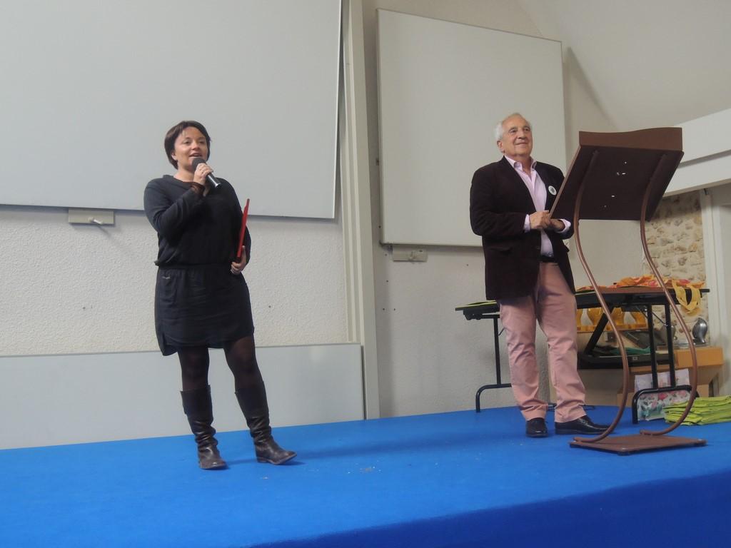 Projet d'avenir 2015 - Fondation Truffaut