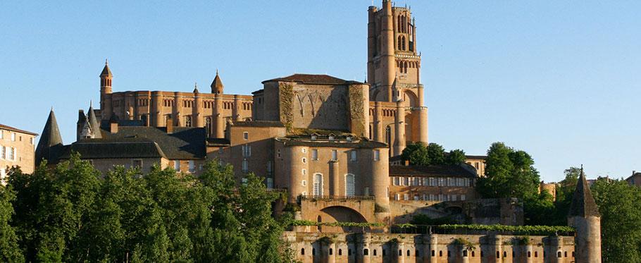 La Cathédrale Sainte Cécile d'Albi par Loïc Bourniquel