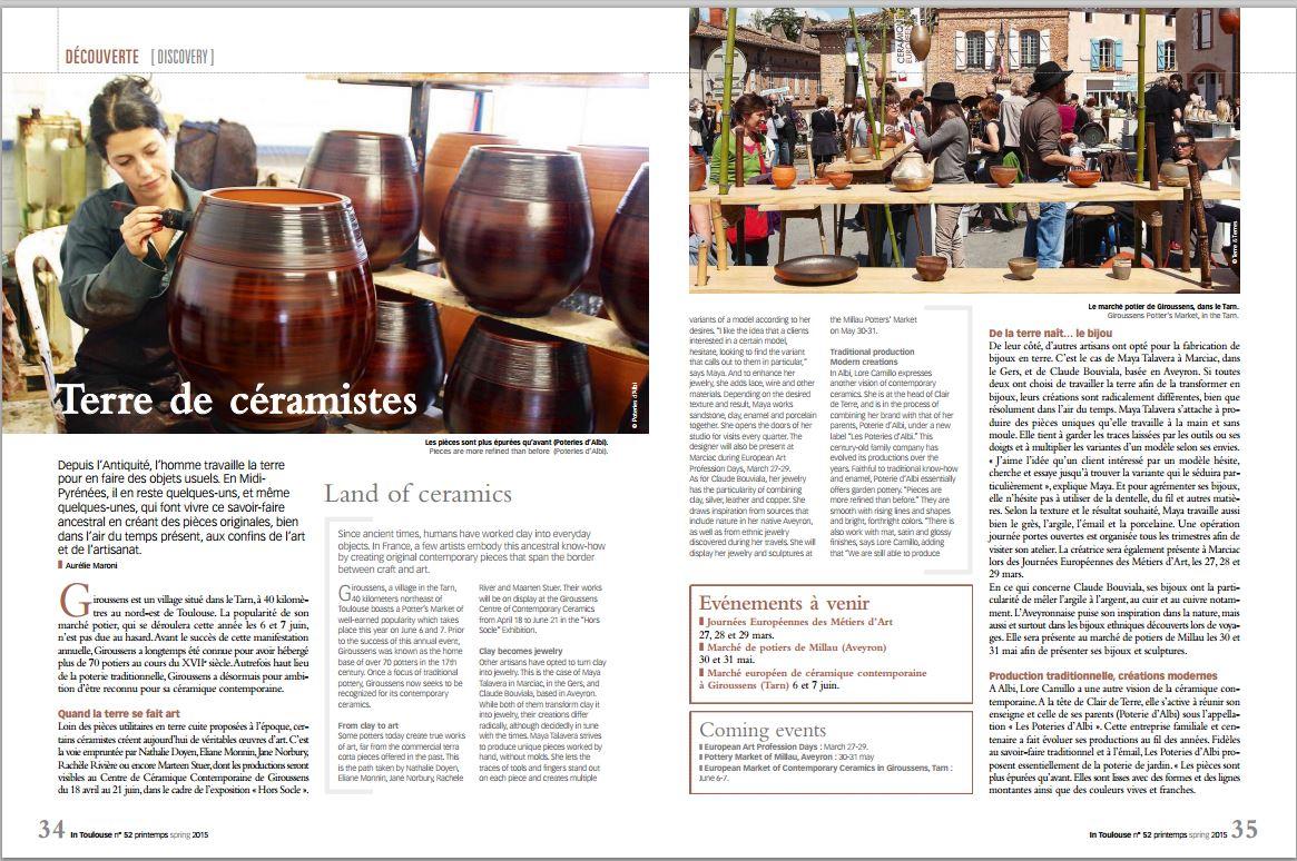 Le Magazine dans Toulouse