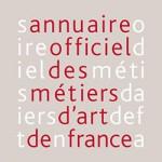 annuaire officiel des metiers d'art de france
