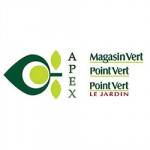 apex magasin vert point vert