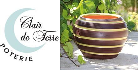 Terre d'Amazonie, poterie les Maldives de Claire de Terre, les poteries d'Albi