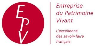 Logo EPV, Entreprise du Patrimoine Vivant