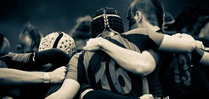 L'esprit d'équipe au rugby à Albi