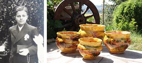 Les poteries Jaspé de Henri Bergeral