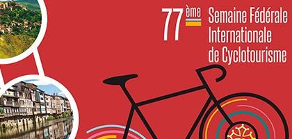 La semaine internationale de cyclotourisme