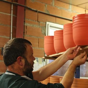 Les pots émaillés des poteries d'Albi