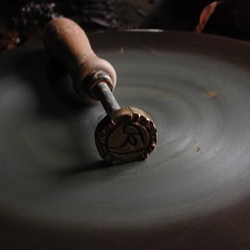 Le poinçon des poteries d'Albi