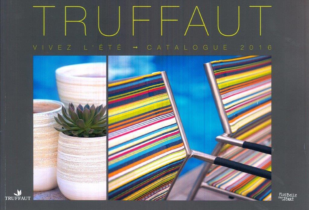Truffaut été 2016 authenticité et modernité teintes chaleureuses
