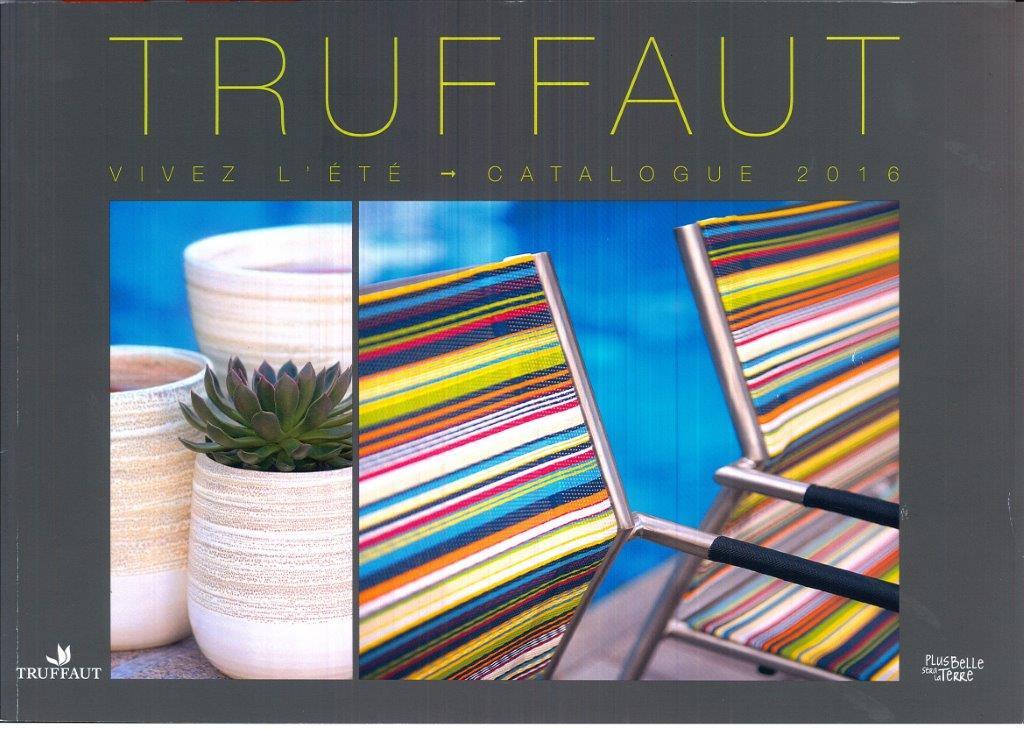 Le magasine Truffaut Eté 2016