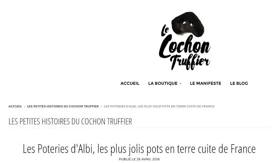 Cochon Truffier