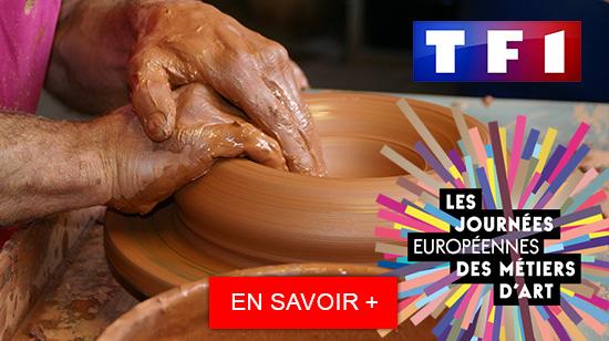 journées européennes des metiers d'art poteries