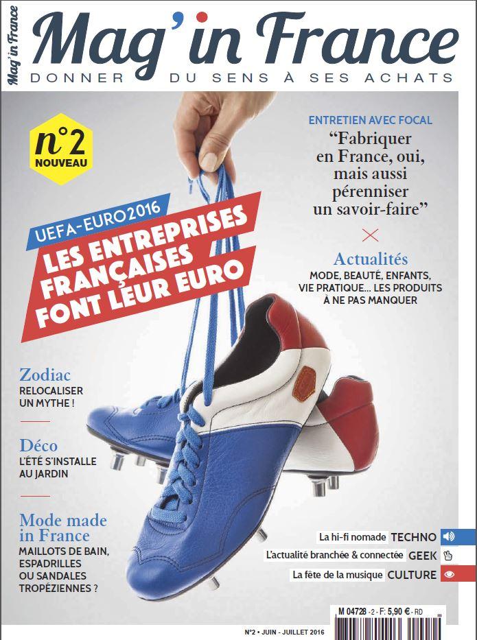 Mag In Francce n°2 Magazine