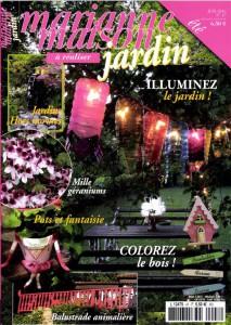 Marianne Maison Jardin Magazine