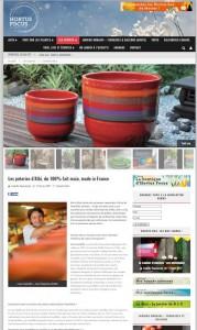 Magazine Hortus Focus et Poterie d'Albi