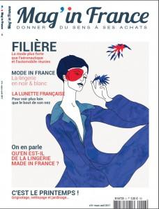 MagIn France parle de nous en mars 2017