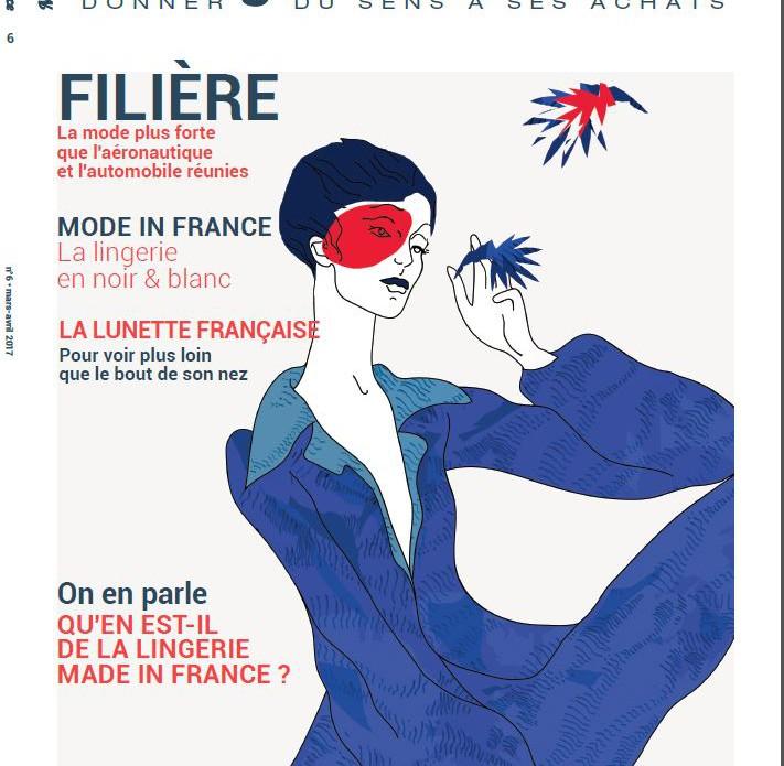 Mag'In France parle de nous en mars 2017