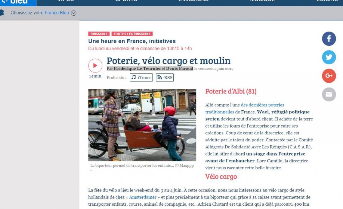 Une Heure en France Initiative parle de nous