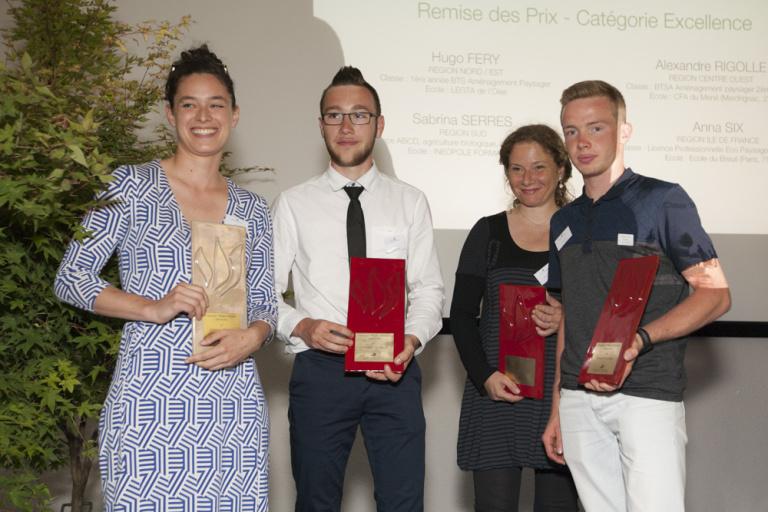 Concours 2017 de la Fondation Truffaut