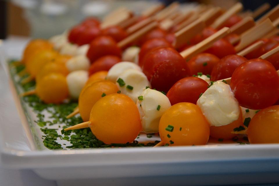 Melon Mozzarella