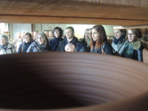 Visites et initiation poterie