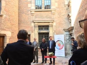 Inauguration du comité du tourisme du Tarn