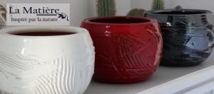 Lore vous parle des poteries