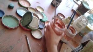 Ateliers poterie pour les enfants