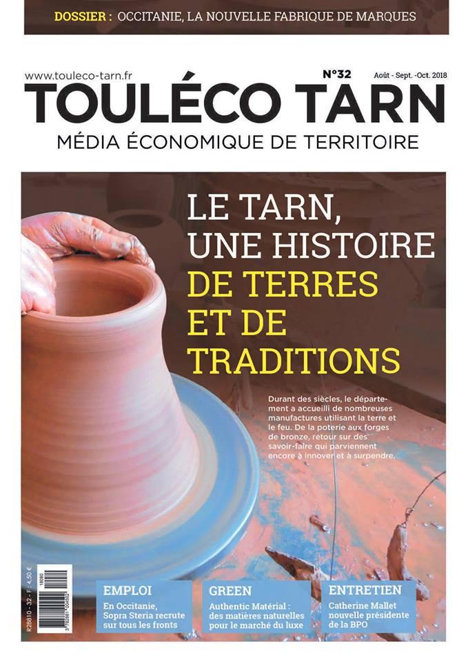 ARTICLE DE PRESSE DANS TOULECO TARN