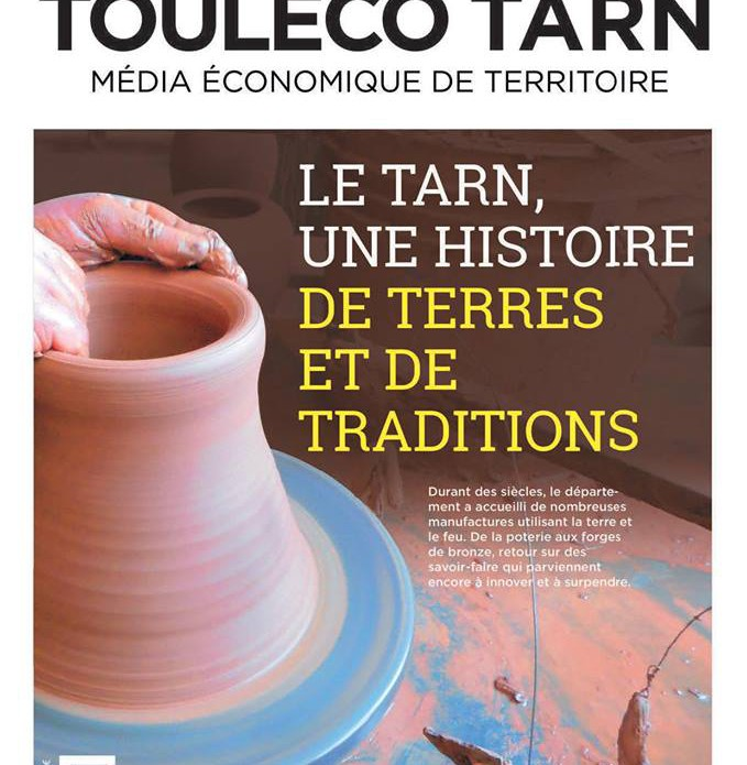 Article dans Toul Eco Tarn