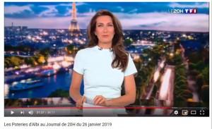 Reportage TF1 sur Les Poteries Albi