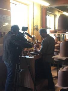 Grands Reportages TF1 aux Poteries d'Albi